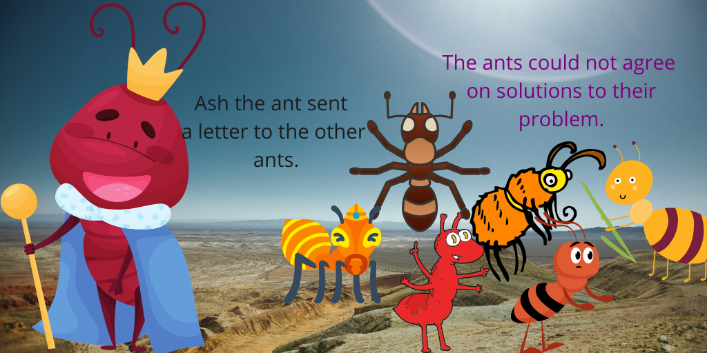 Ash the ant, episode 12