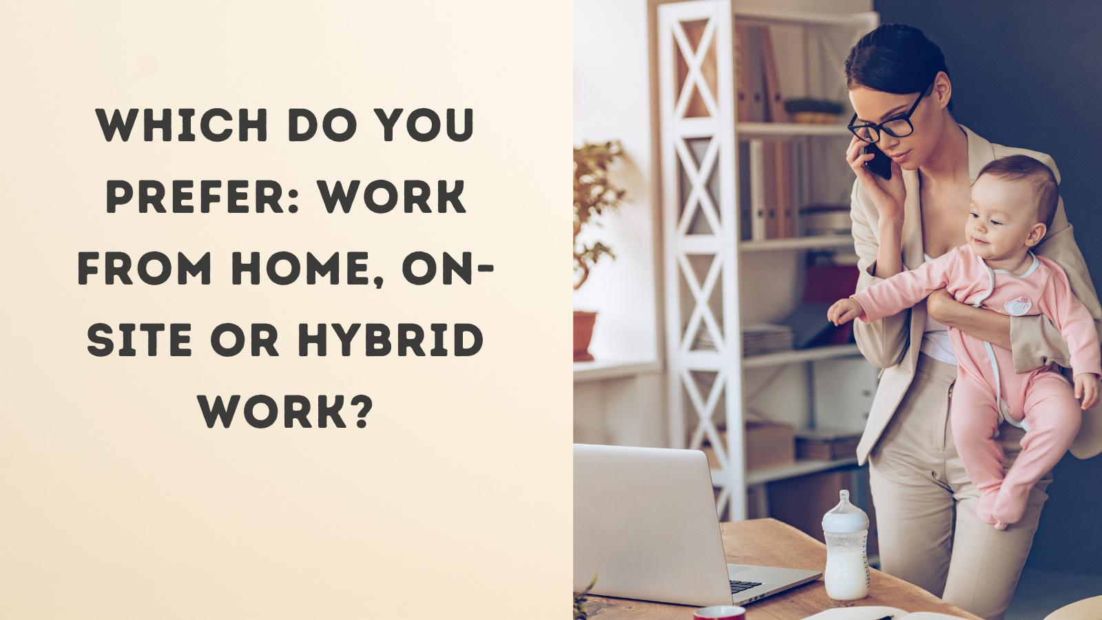 #hybridwork