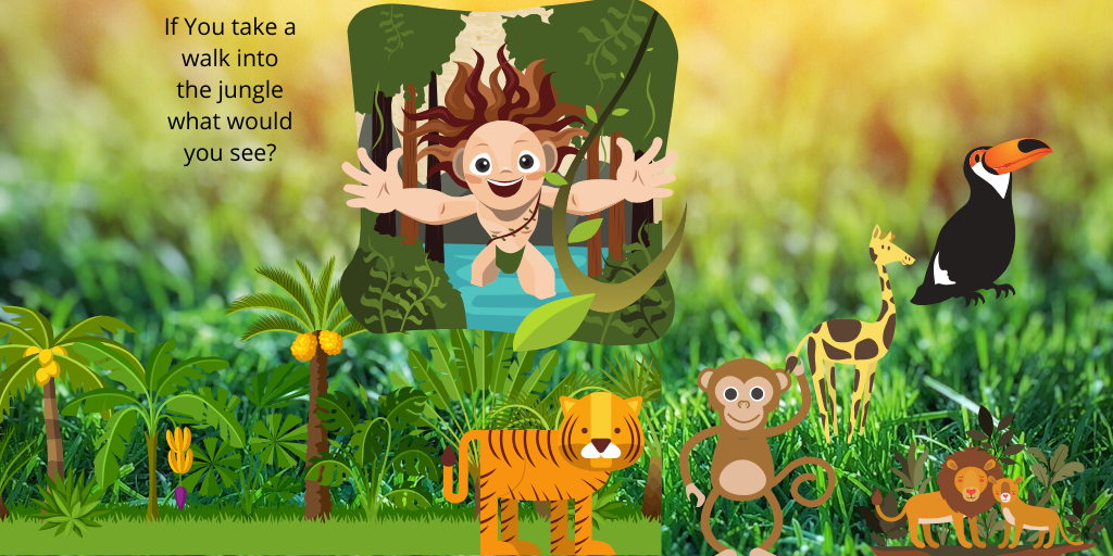 Jungle look